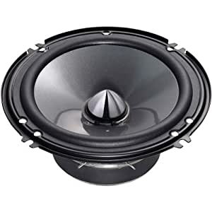 Clarion Mobile Electronics SRQ1622S 6 1/2-Inch 2-Way Component Speaker system