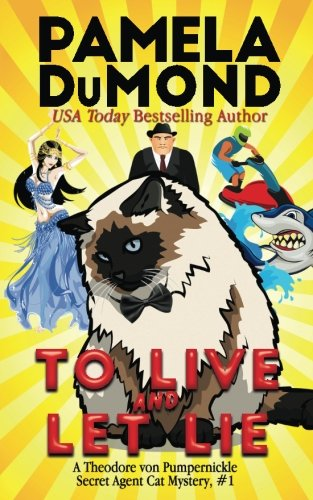 book cover of To Live and Let Lie