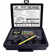 CPS Products TM360 Temp-Seeker Multi-Port Thermo-psychrometer