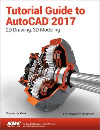 Download Tutorial Guide to AutoCAD 2017 ebook