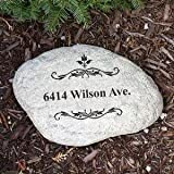 Personalized Housewarming Gift - Welcome Garden Stone