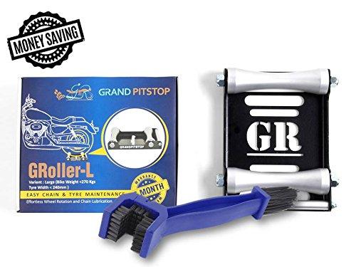Grand PitStop Motorcycle Wheel