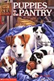 Puppies in the Pantry (Animal Ark, No. 3)