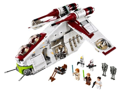 51HjygwLh2L - LEGO Star Wars Republic Gunship (75021) (Discontinued by manufacturer)
