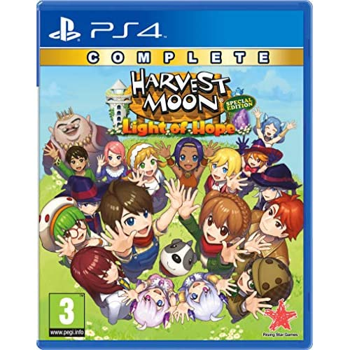 chollos oferta descuentos barato Harvest Moon Light of Hope Complete Special Edition