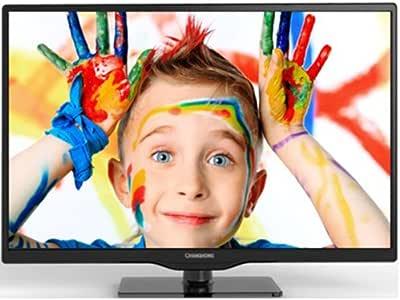 CHANGHONG led24d1000sd2 61 cm (24 Pulgadas) – Televisor con retroiluminación LED (eficiencia energética A, Full HD, 50 Hz, DVB-C/T/S/S2, HDMI, USB 2.0), Color Negro: Amazon.es: Electrónica