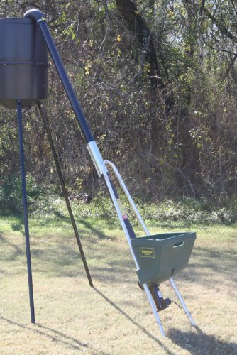 Deer Feeder Filler - Fill Feeders Without Breaking a Sweat.or Your Neck!