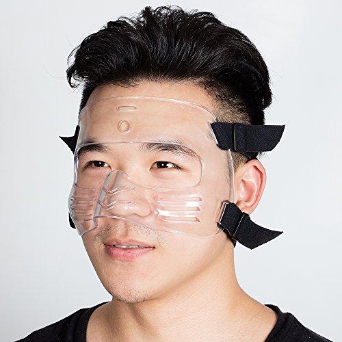 Qiancheng Nose Guard Face Shield L2 (L) by Qiancheng