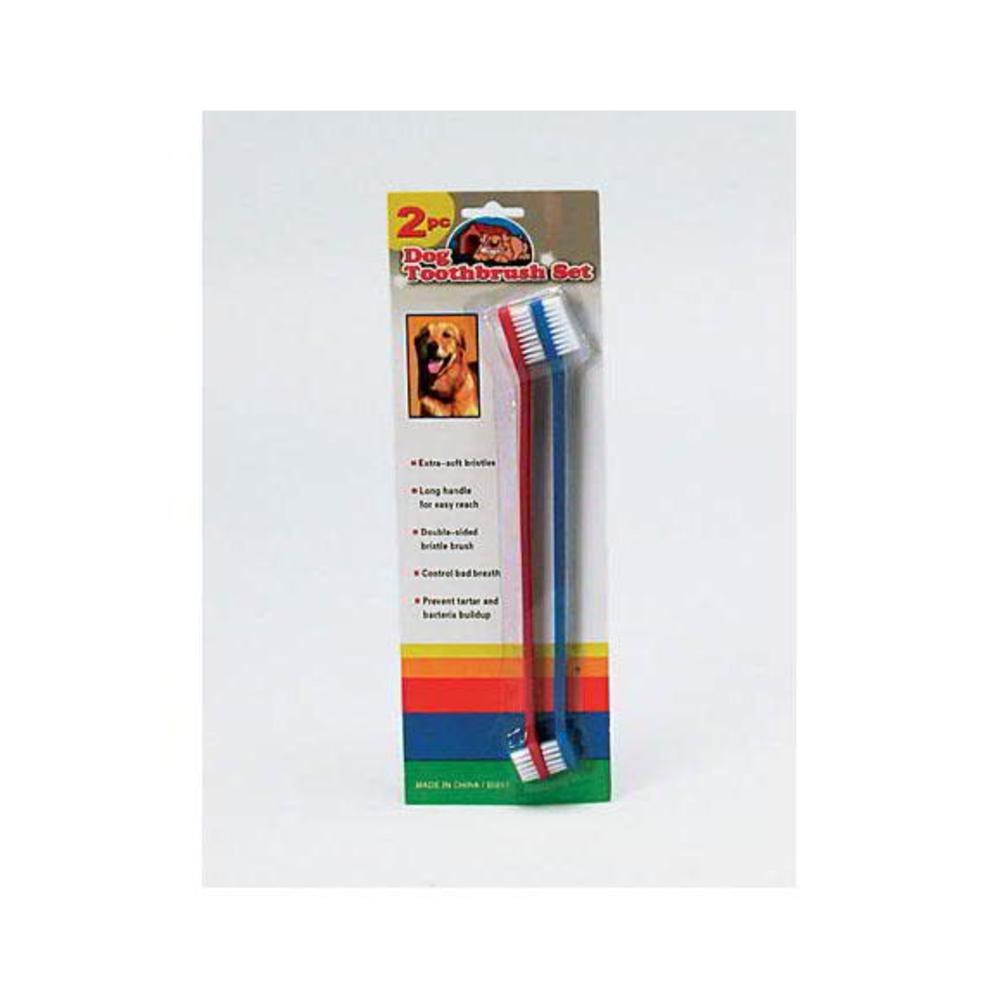 72 Dog toothbrush set