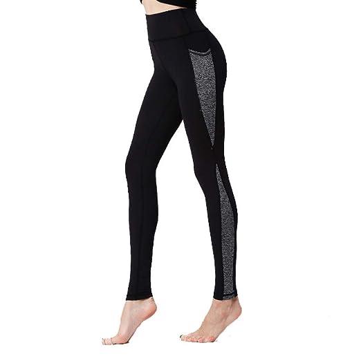 XUMI Pantalones De Yoga,Mallas para Correr De Mujer ...