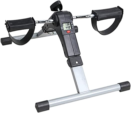 Bestice Mini Bicicleta de Ejercicio Sentado Bicicleta de Pedal ...