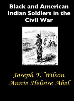 Black and Native American Soldiers in the Civil War by [Wilson, Joseph T., Abel, Annie Heloise]
