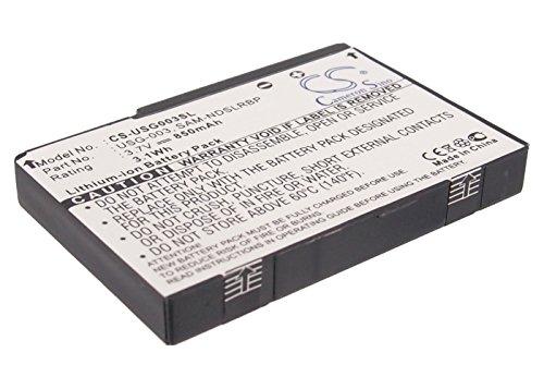 VINTRONS Battery fit to Ninetendo SAM-NDSLRBP, USG-003, DS, DS Lite, C/USG-A-BP-EUR, USG-001