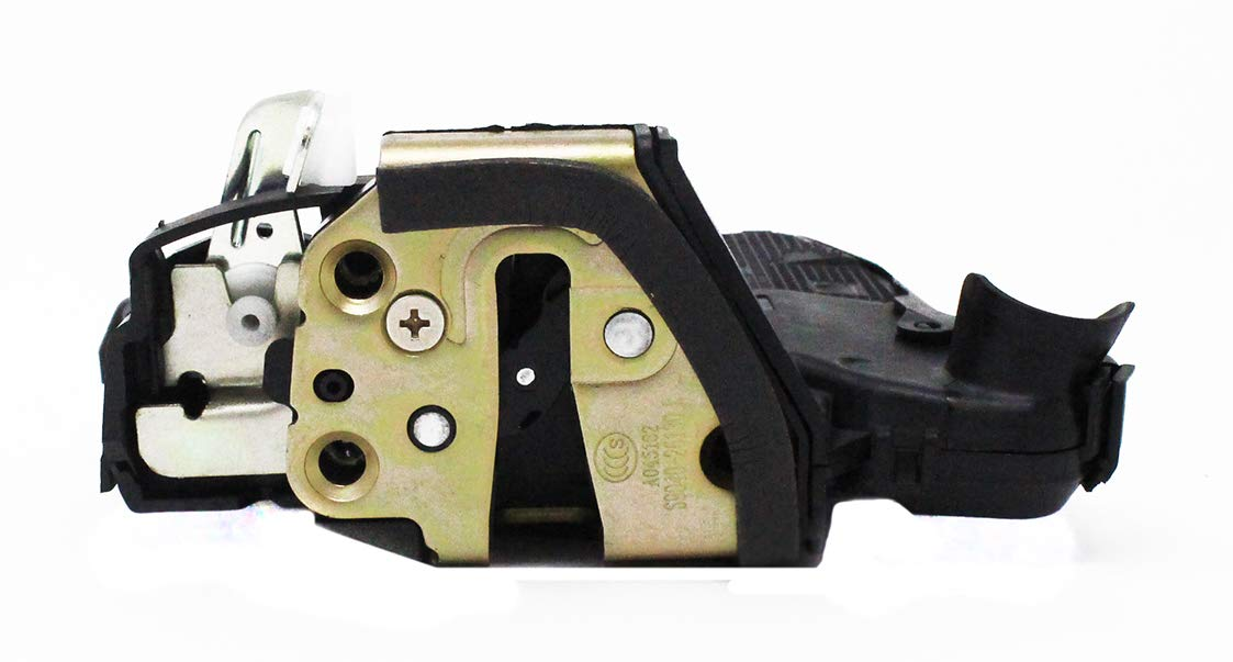 Front Left Driver Side Door Latch with Integrated Lock Actuator Motor for 2006-2016 Toyota 4Runner Camry Tundra Lexus ES350 GS350 LS460 RX450h Scion tC xB xD 69040-0C050 69040-06180 931-401