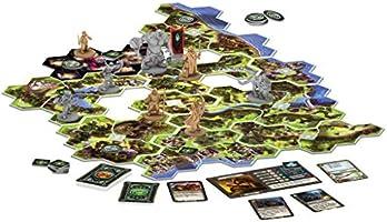 Fantasy Flight Games- Viajes por la Tierra Media, Color (JME01ES): Amazon.es: Juguetes y juegos