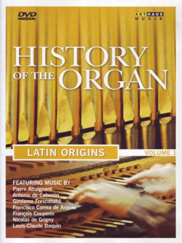 (History of the Organ, Vol. 1: Latin Origins)