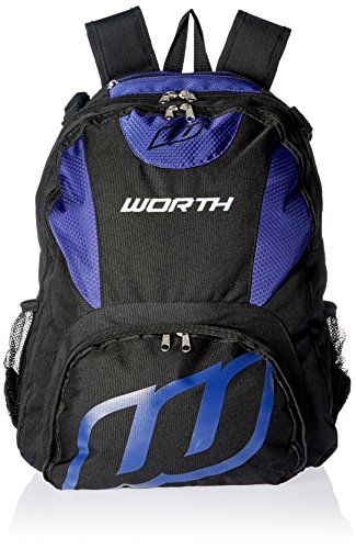 UPC 433653224552, Worth Baseball/Softball Equipment and Bat Backpack Bag