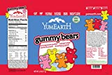 YumEarth Organic Gummy Bears, 24 Count
