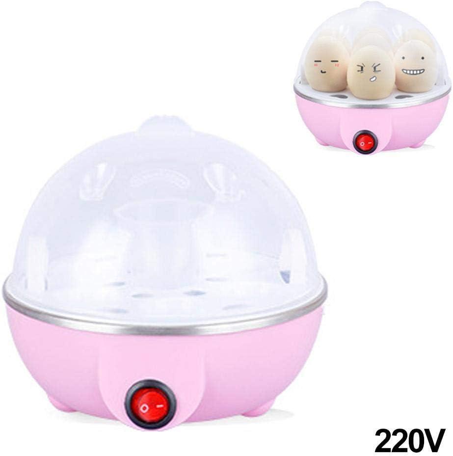 Acret Cuiseur /à Oeufs pour cuiseur Vapeur /électrique /à la Protection Contre Le Manque deau 220 110V Cuiseurs /à œOeufs