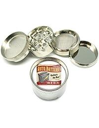 Purchase 4 Piece Metal Grinder 2