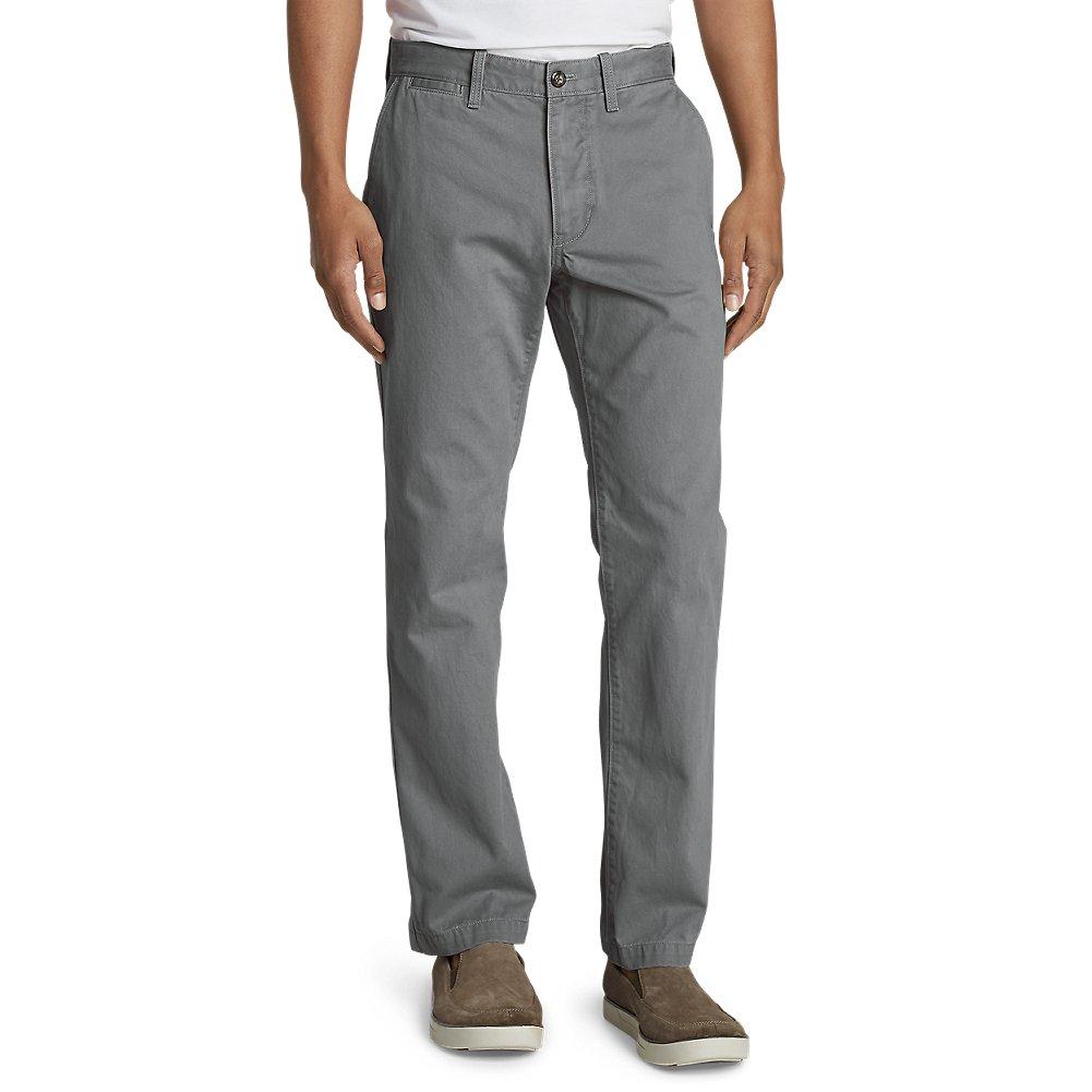 Eddie Bauer Men's Legend Wash Chino Pants - Classic Fit 40049