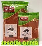 Natures Choice Chilli Powder - 400 gm + 100 gm