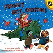 Froggy's Best Christmas | Jonathan London