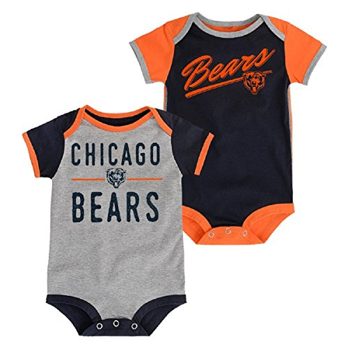Outerstuff Chicago Bears Baby/Infant Descendant 2 Piece