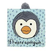 Jellycat Board Books, If I Were a Penguin