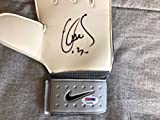 Guillermo Memo Ochoa Autographed Nike Goaltender Glove Psa/Dna Mexico