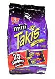 Product Of Barcel Takis , Mini Fuego Bag , Count 25 (1.2 oz) - Chips / Grab Varieties & Flavors
