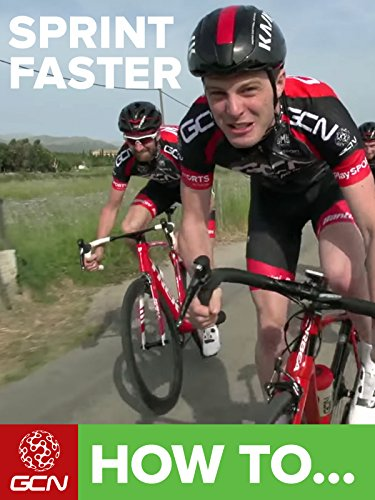 How To Sprint Faster | GCN's Road Cycling Tips (Sprint Networks)
