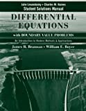 Differential Equations with Boundary Value Problems, Brannan, James R., 0470418516