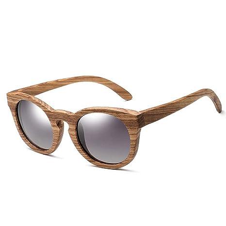 BAIJJ Gafas Gafas de Sol de Madera Hechas a Mano Gafas de ...