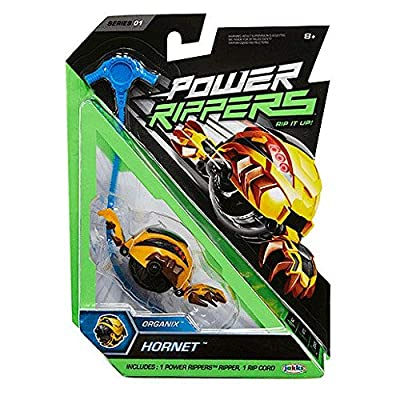 Power Rippers Single Pack - HORNET - SERIES 01: Toys & Games