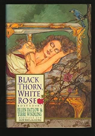 book cover of Black Thorn, White Rose