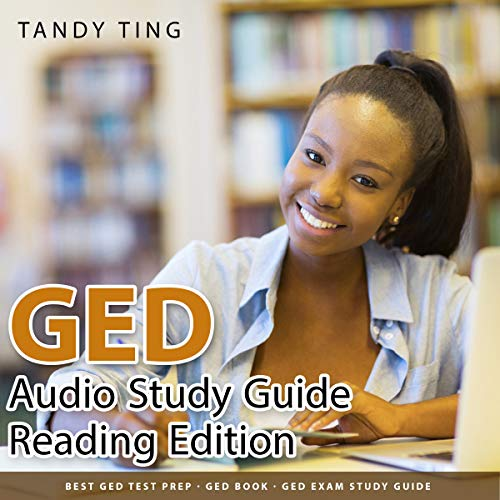 GED Audio Study Guide Reading Edition: Best GED Test prep! GED Book! GED Exam Study Guide