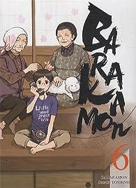 Barakamon, tome 6  par Satsuki Yoshino