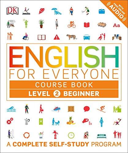 English for Everyone: Level 2: Beginner, Course Book [DK] (Tapa Blanda)