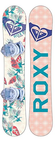 Roxy Glow Womens Snowboard 2019-142cm ()