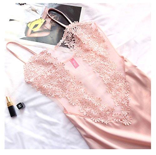 Amazon.com  Friedman Sleepwear Female Sheer Nightgown Lace Dress Rayon  Nightdress Negligee Dress Gown Sexy Lingerie  Clothing 7ed4befb6