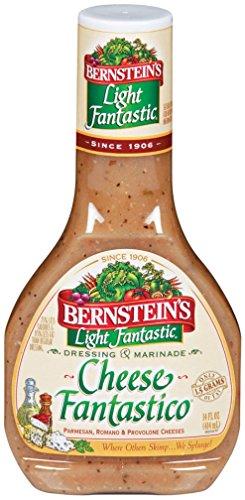 Bernstein's Fantastico Light Cheese Dressing, 14 oz