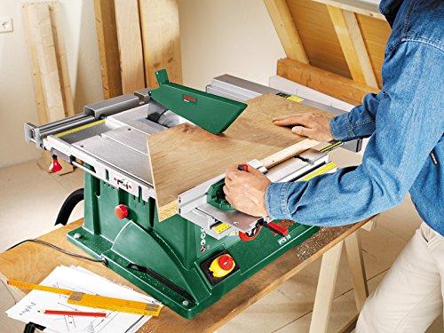 Tischkreissäge PTS 10 von Bosch im Test