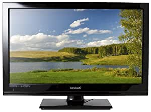 "Sunstech 22LEDTALUS - Televisor (55,88 cm (22""), Full HD, 1920 x 1080 Pixeles, Analógico y Digital, H.264, MKV, Negro)"