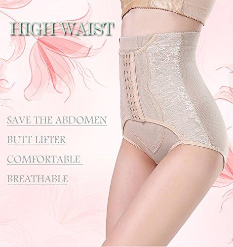 647ed894e2 CGT Women s Best Waist Cinchers Girdle Belly Trainer Corset Tummy Control  Panties Butt Lifter Body Shaper