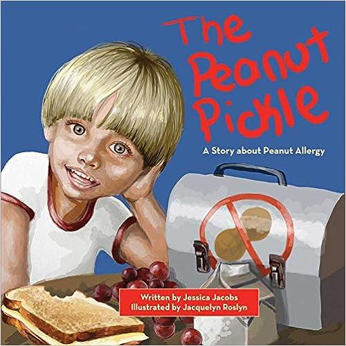 Pagina Descargar Libros The Peanut Pickle: A Story About Peanut Allergy Epub Gratis