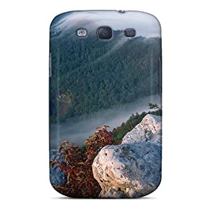 Jesussmars Galaxy S3 Well-designed Hard Case Cover Chips Protector by lolosakes
