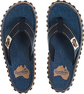 Gumbies Islander Sandals blu chess EU 44
