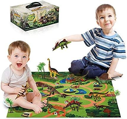 FISHOAKY Dinosaurios Juguetes, Dinosaurio Toy Story, Figura ...