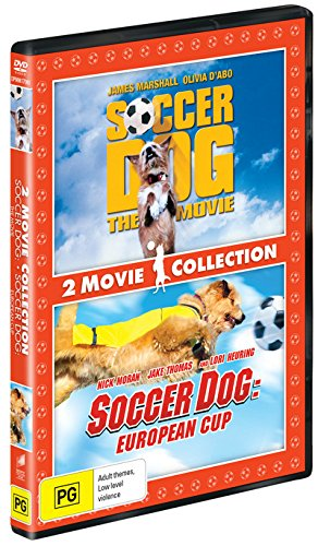 Soccer Dog - The Movie + Soccer Dog - European Cup [NON-USA Format / PAL / Region 4 Import - Australia]